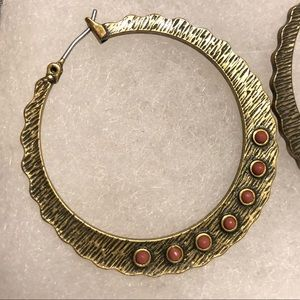 Lucky Brand Jewelry - Lucky Brand Hoop Earrings